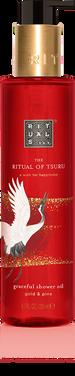 The Ritual of Tsuru Shower Oil