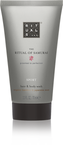 The Ritual of Samurai Hair & Body Wash 70ml