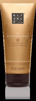 The Ritual of Ayurveda Hand Scrub