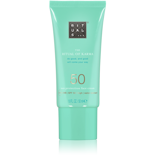 The Ritual of Karma Sun Protection Face Cream 50
