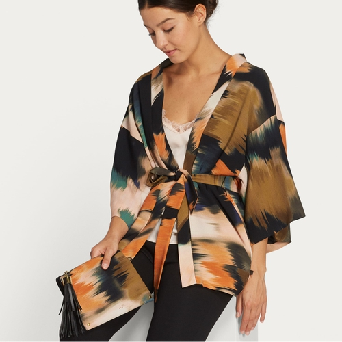 Tours - Faded ikat -