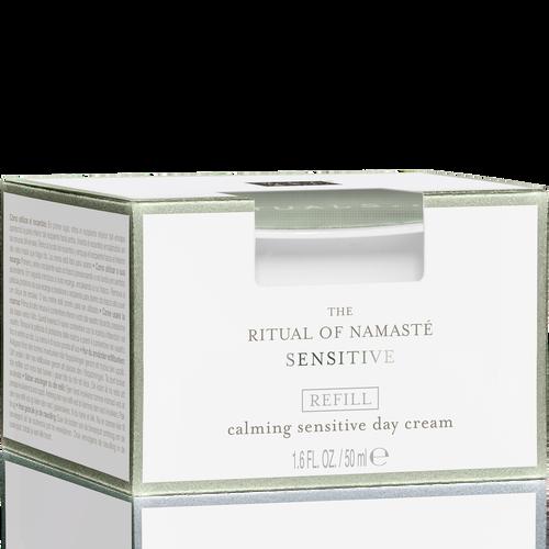 The Ritual of Namaste Calming Sensitive Day Cream Refill