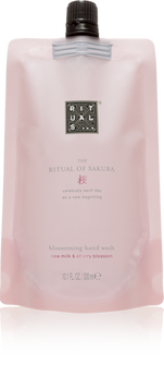The Ritual of Sakura Refill Hand Wash