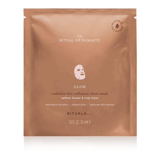 The Ritual of Namasté Glow Radiance Sheet Mask