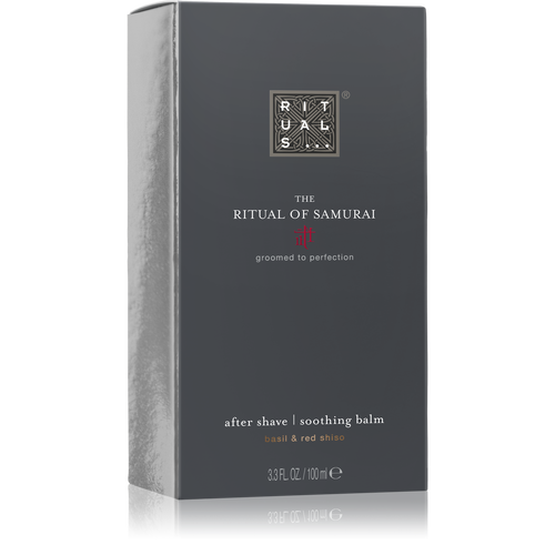 The Ritual of Samurai After Shave Soothing Balm
