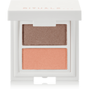 Miracle Duo Eye Shadow Salmon & Taupe