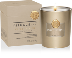 Sweet Jasmine Scented Candle
