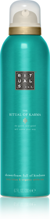 The Ritual of Karma Foaming Shower Gel