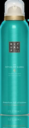 The Ritual of Karma Foaming Shower Gel