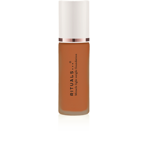 Miracle Light Weight Foundation USA Warm Almond