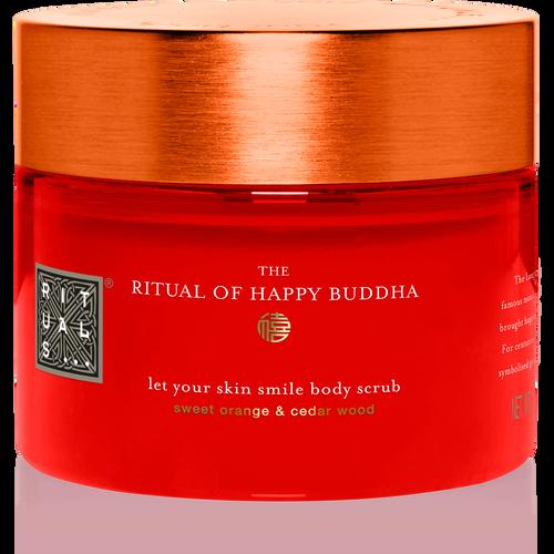 The Ritual of Happy Buddha Body Scrub