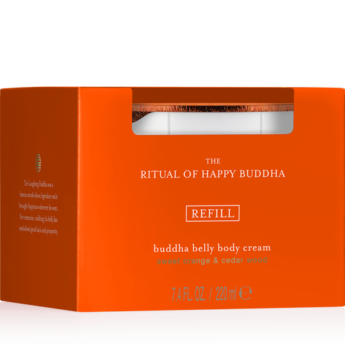 The Ritual of Happy Buddha Body Cream Refill