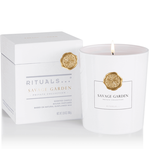 Savage Garden Scented Candle