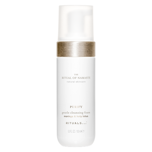 The Ritual of Namaste Gentle Cleansing Foam