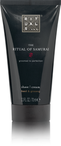 The Ritual of Samurai Shave Cream 70ml