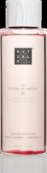 The Ritual of Sakura Bath Foam