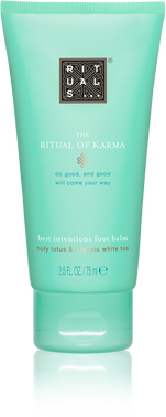 The Ritual of Karma Foot Balm