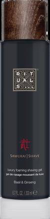 Samurai Shave