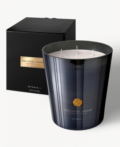 XXXL - Precious Amber Scented Candle
