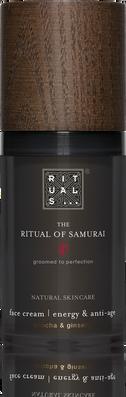 The Ritual of Samurai Energy & Anti-Age Face Cream