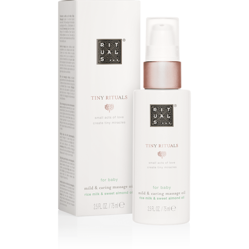 Tiny Rituals Baby Massage Oil