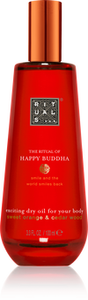 The Ritual of Happy Buddha Body Oil