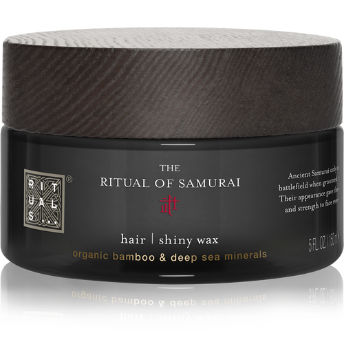 The Ritual of Samurai Shiny Hair Wax