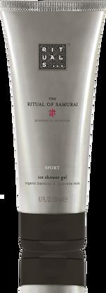 The Ritual of Samurai Ice Shower