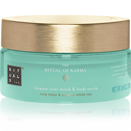 The Ritual of Karma Body Scrub