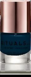 Miracle Nail Varnish Petrol Blue