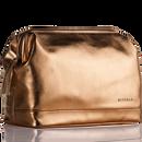 Luxury Travel Bag For Her - Bronze Metallic