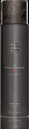 The Ritual of Samurai Shave Foam