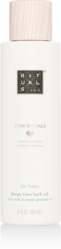 Tiny Rituals Baby Bath Oil