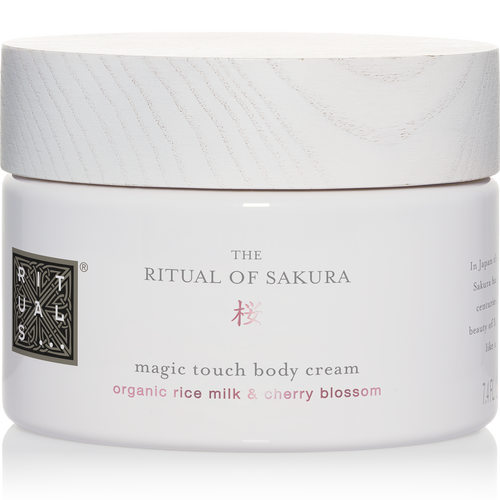 The Ritual of Sakura Body Cream