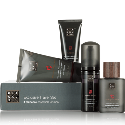 Travel Set Skincare Men