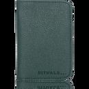 Passport Holder - Dark Green