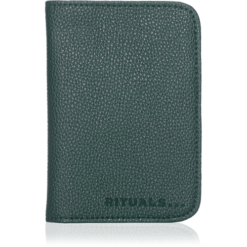 Passport Holder - Dark Green
