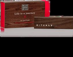 Life is a Journey - Samurai Car Perfume CH