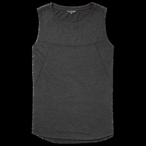 Colm - Dark grey melange S