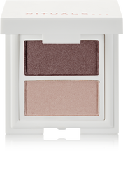Miracle Duo Eye Shadow Aubergine & Nude