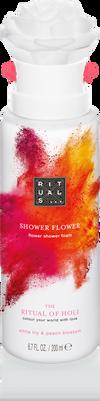 The Ritual of Holi Shower Foam Flower