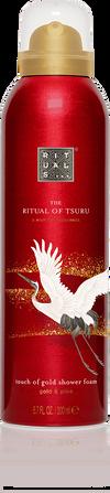 The Ritual of Tsuru Foaming Shower Gel