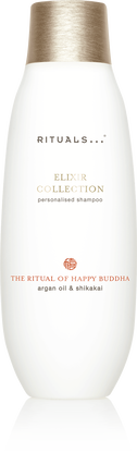 Elixir Collection The Ritual of Happy Buddha Shampoo