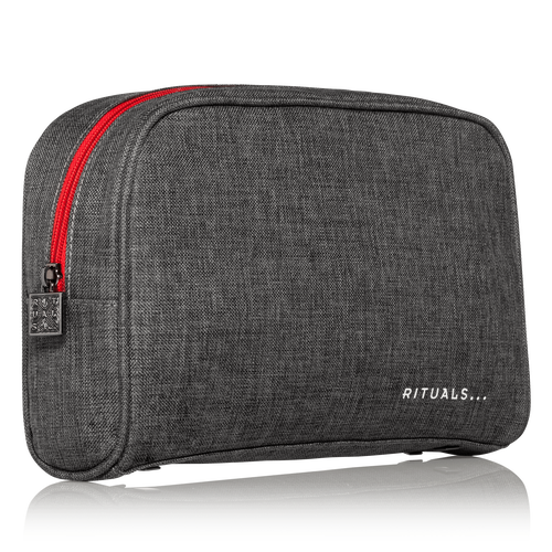 Luxury Travel Bag For Him - Grey