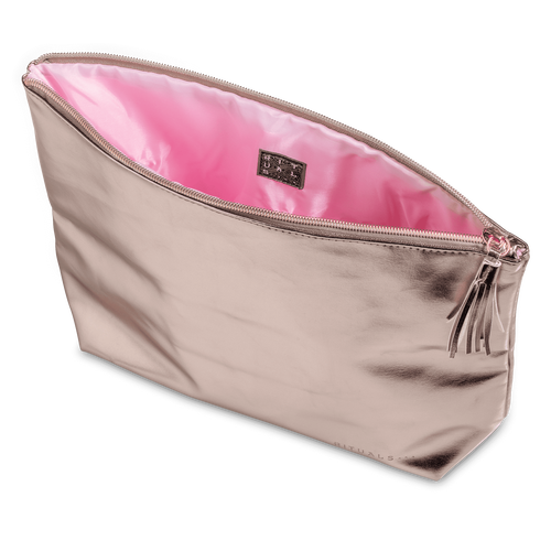 Travel Bag For Her - Sakura Silver Pink