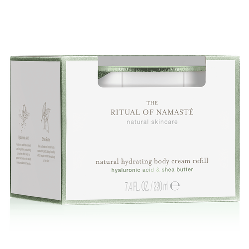 The Ritual of Namaste Natural Hydrating Body Cream Refill