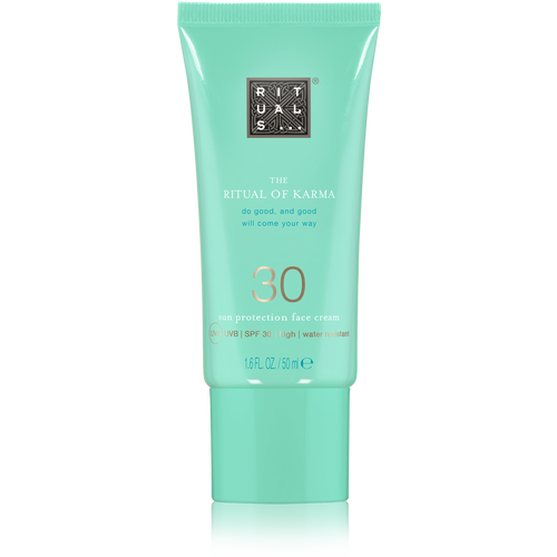 The Ritual of Karma Sun Protection Face Cream 30