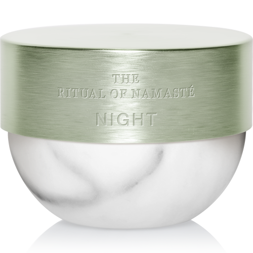 The Ritual of Namaste Calming Sensitive Night Cream