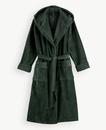 Super Smooth Cotton Bathrobe Women S Moss Green