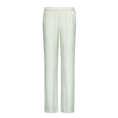 The Ritual of Jing Pyjama trousers - Green sheen